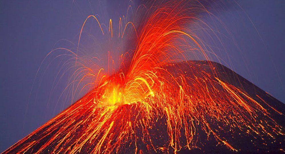 Grandes erupciones volcánicas están advirtiendo futuros terremotos a nivel mundial