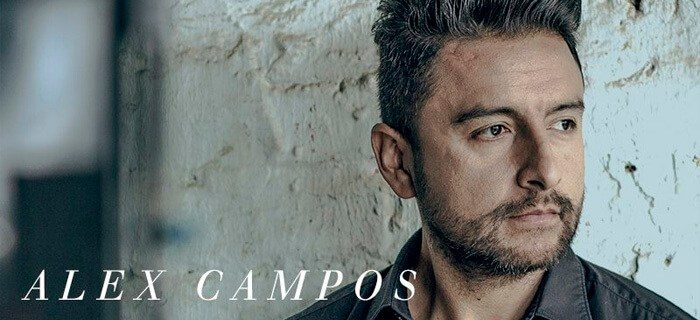 """Mi Valiente Guerrero – Alex Campos – Momentos """"En vivo"""" – Video oficial"""