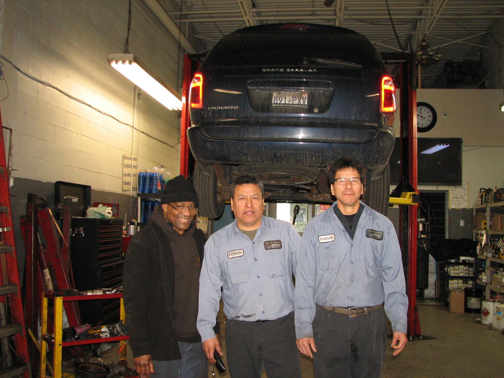Edwin Auto Service
