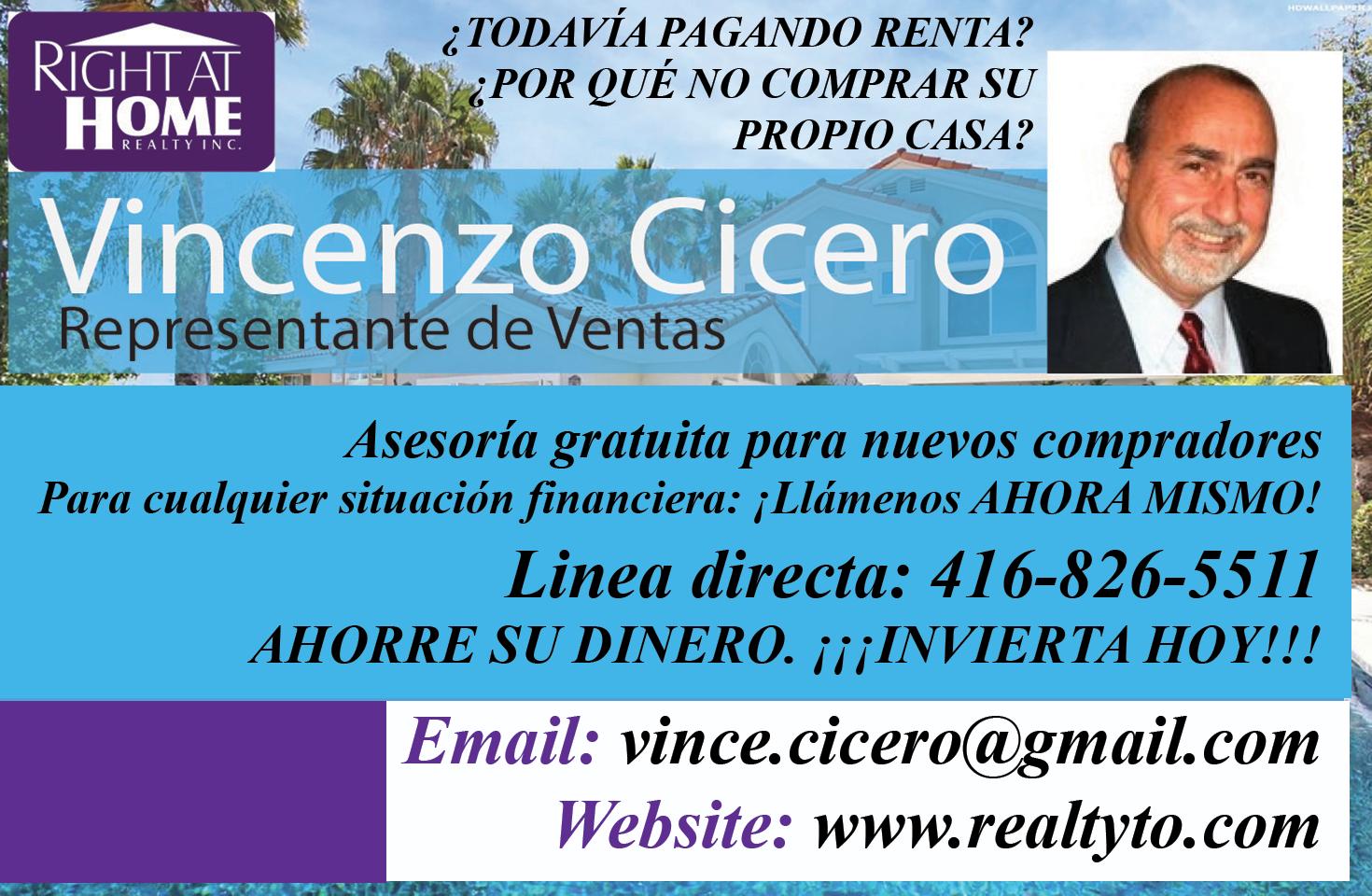 Vincenzo Cicero Real Estate