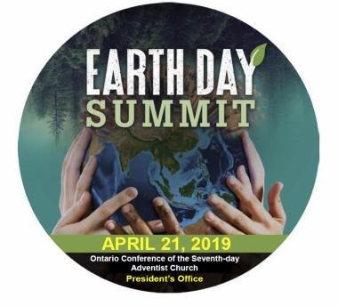Celebración del Día de la Tierra 21 de Abril 2019