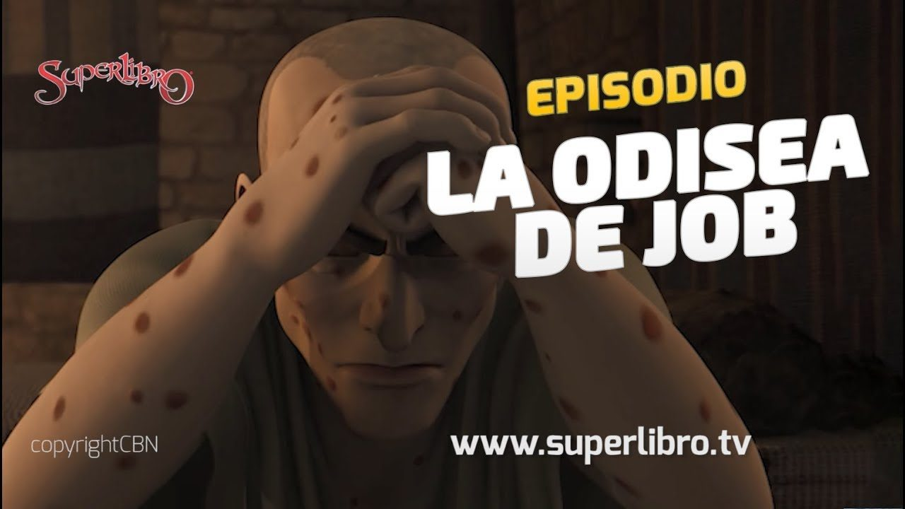 Superlibro Episodio La Odisea de Job