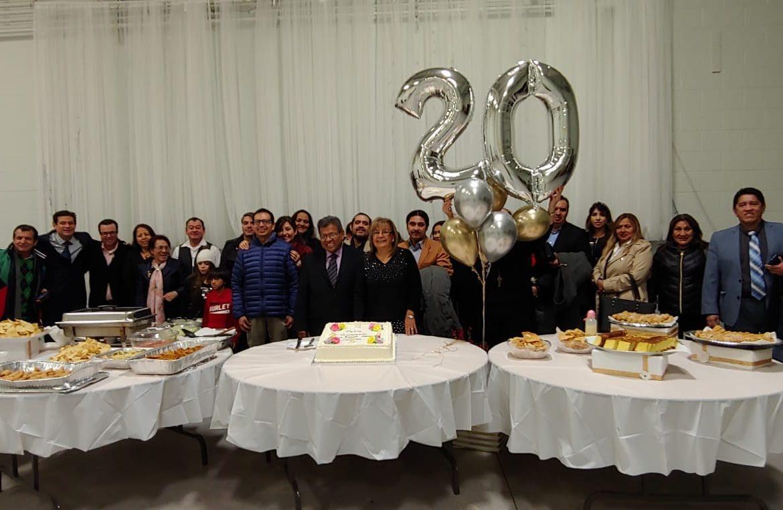 LAS BUENAS NOTICIAS 20 Años de Las Buenas Nuevas