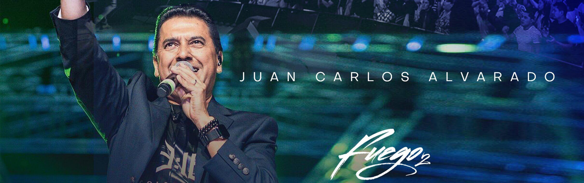 Dios El Mas Grande – En Vivo – Juan Carlos Alvarado