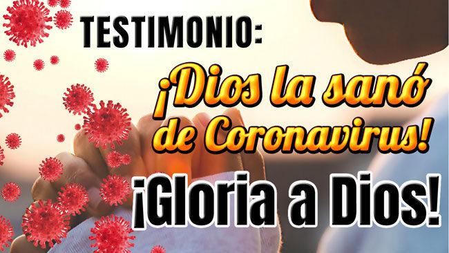 Sana de Coronavirus – Testimonio