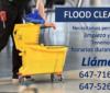 FLOOD CLEANING necesita personas para limpieza y eventos…